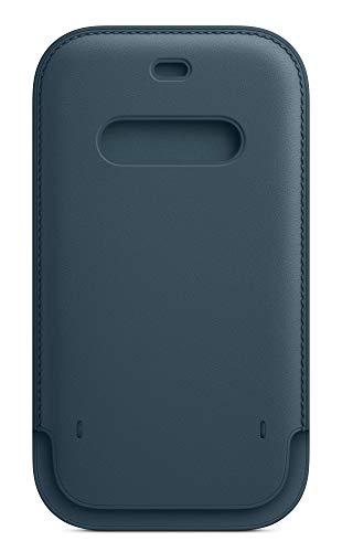 Apple Lederhülle mit MagSafe(für iPhone 12   12 Pro) - Baltischblau
