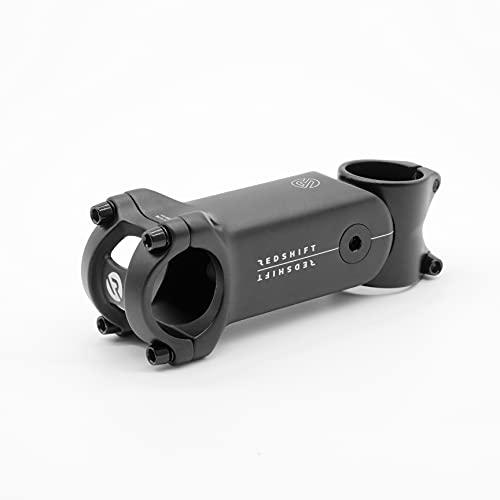 REDSHIFT ShockStop Suspension Stem for Bicycles, Shock-Absorbing Bike Handlebar Stem for Road, Gravel, Hybrid, and E-Bikes, fits 1 1/8in (28.6mm) Steerer Tube, 6 Degree x 100 mm