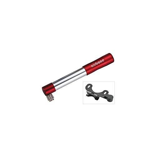 Airbone 2191203012 Minipumpe, rot, 15 x 2 x 2 cm