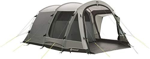 Outwell Tent Nevada 5P Grau, Tunnelzelt, Größe 5 Personen - Farbe Grey