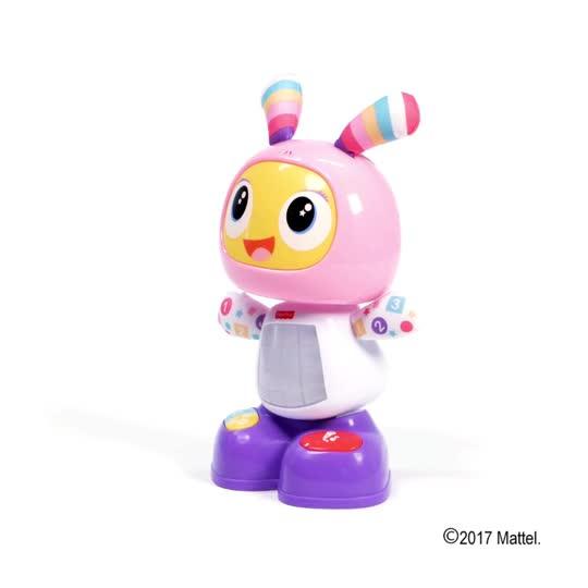 Fisher-Price Giocattolo Interattivo Robottina Ballerina