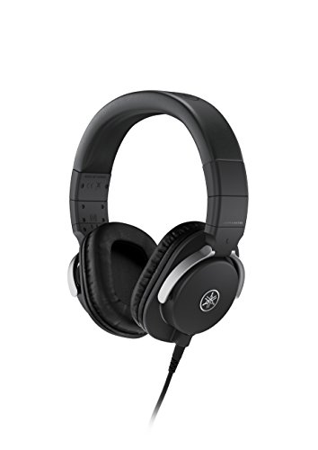 Yamaha HPH-MT8 Monitor Headphones, Black
