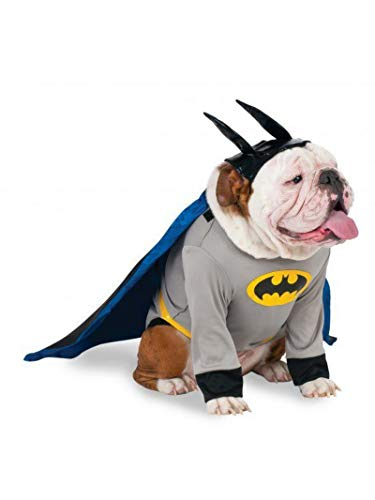 Offizielles Rubie 's DC Batman Pet Dog Kostüm, Big Dog