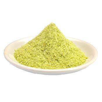 Bio Lauchpulver Fairtrade 1kg Öko Lauch Porree Pulver getrocknet gemahlen, grün weiß, Suppengewürz, 100% natürlich, Gemüsepulver aus Usbekistan, vegan 1000g