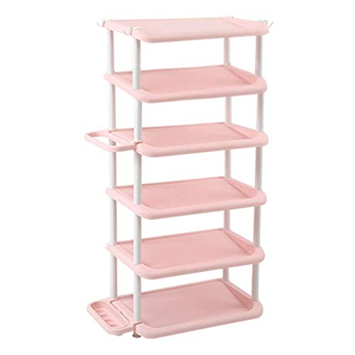LHQ-HQ - Soporte para zapatos, diseño de zapatos, color rosa