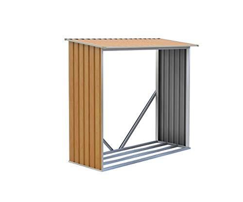 G21 Unterstand für Holz, woh 136-182 x...