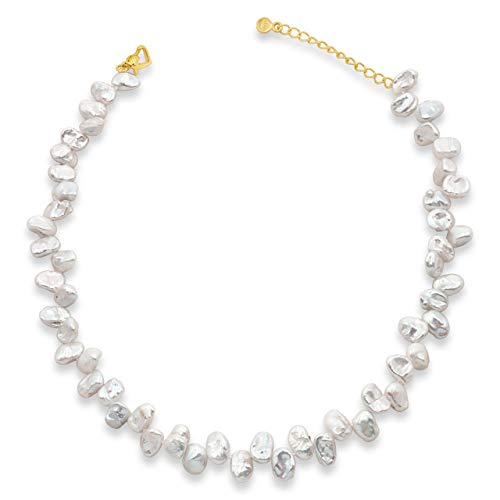 Secret & You Collar Perlas Mujer Cultivadas Agua Dulce