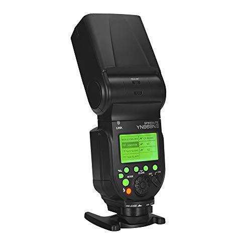 Yongnuo yn968N inalámbrico cámara Flash Speedlite Master óptico Esclavo TTL HSS para Nikon