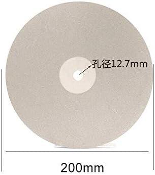 K/örnung 46 Diamantbeschichtung flache Schleifscheibe Schleifscheibe SUPERTOOL Diamantscheibe 120 mm 1 St/ück