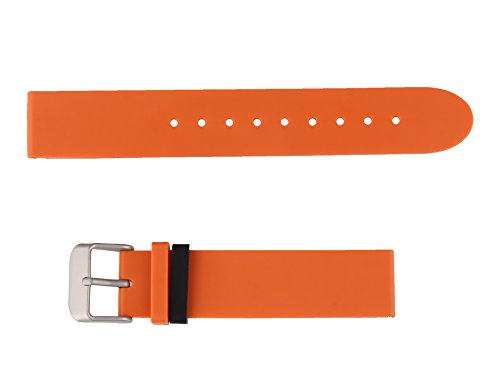 Dark Orange Replacement Band for Withings Activite Pop/Withings Activite Steel/Withings Go, Silicone Replacement Fitness Bands Wristbands Strap Watch Band