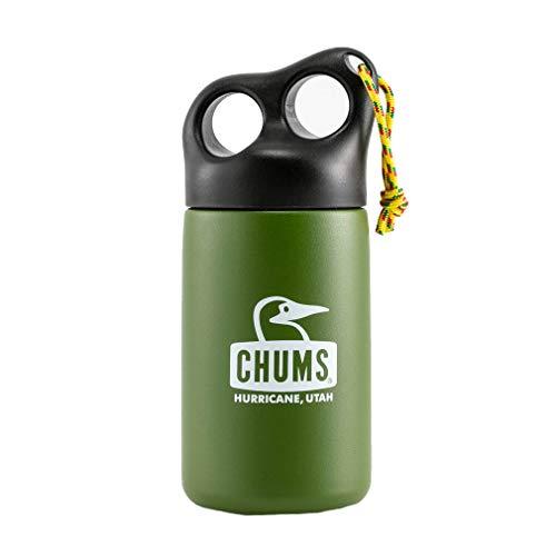 CHUMS チャムス キャンパーステンレスボトル 320 オリーブ