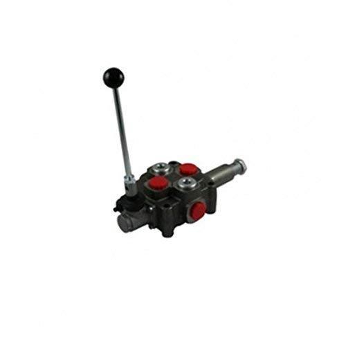 """Flowfit 1 Bank 3/8 """" Hydraulischer Holzspalter Ventil mit Auto Auswurf Max Flow 40 L Min ZZ001069"""