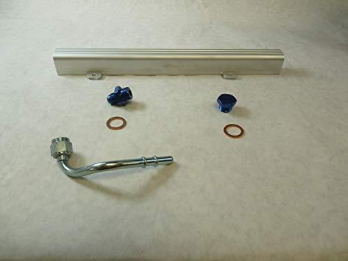 OBX Racing Sports Performance Aluminum Fuel Rail Kit for 2002-12 Nissan Sentra SE-R Spec V 2.5L
