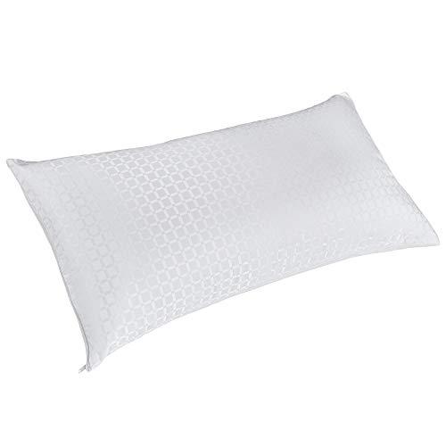 Almohada de Fibra de firmeza Media para Personas Que cambian frecuentemente de Postura Cooper de Pikolin (150 cm)
