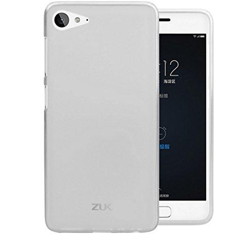 Tumundosmartphone Funda Gel TPU para Lenovo ZUK Z2 Color Transparente