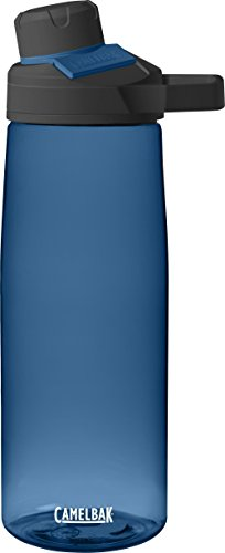 Camelbak CB1512401075 Gourde Chute 0,75L bleu, Plastique, bleu, 7.5 x 7.5 x 25 cm