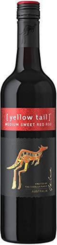Yellow-Tail-Medium-Sweet-Red-Roo–Lieblicher-aromatischer-Rotwein-aus-Australien