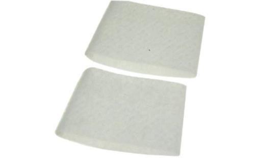 2x Filtervlies, Filterhülsen Dirt Devil Original für Staubsauger M2012, M2012-3, M2725, M2725-7, M 2725-8, M 2725-9 - Nr. 2725077