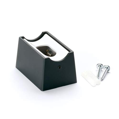 Fassung S14d Linienlampe für Osram Linestra Ralina Sockel Metall schwarz Ledinestra