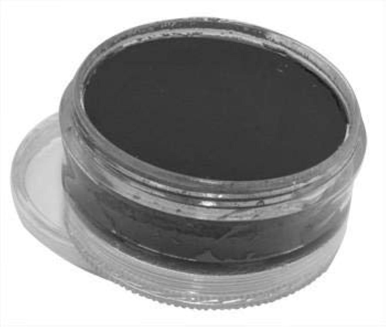 Wolfe Face Paints - Black 10 (3.1 oz/90 gm)