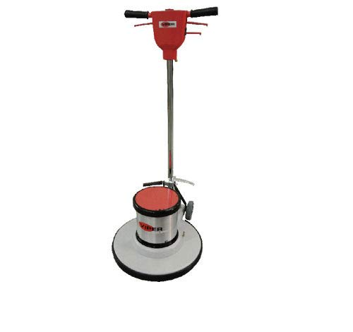 """Viper Cleaning Equipment VN20DS Venom Series Dual Speed Buffer, 20"""" Deck Size, 185 RPM Low Speed, 330 RPM High Speed, 50' Power Cable, 110V, 1.5 hp"""