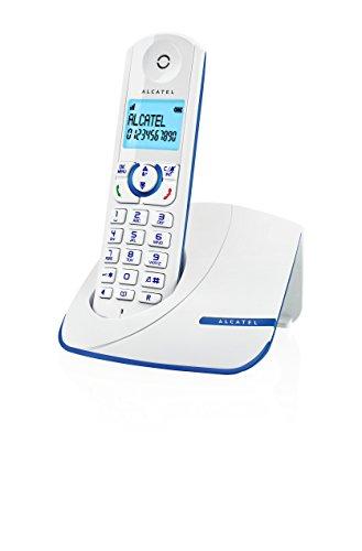 Alcatel F390 - Téléphone sans fil ultra efficace au...