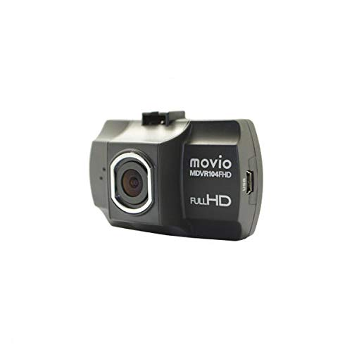 Movio 広角170°撮影 フルHDドライブレコーダー MDVR104FHD