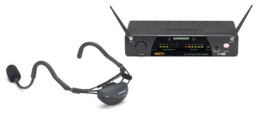 Samson SW7AVSCV10 E4 draadloze microfoon