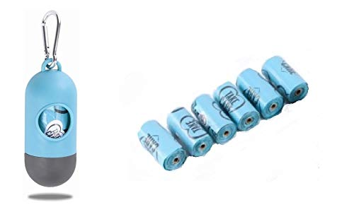 dispensador de bolsas en rollo fabricante Mindful Pet