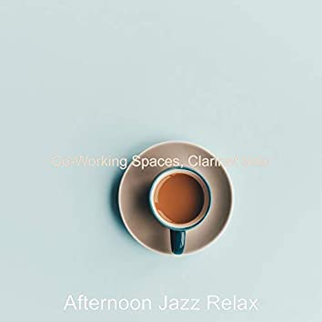 Co-Working Spaces, Clarinet Solo