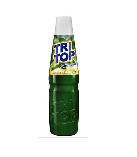 Tri Top Sommer Sirup Limette Minze 600ml