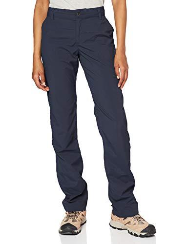 Columbia Silver Ridge 2.0 Pantalon de Randonnée Femme, Noir (India Ink), 12 / S
