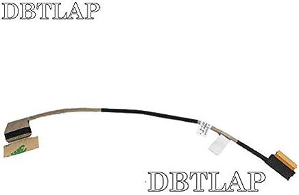 de732c24506 DBTLAP Nuevo portátil LCD LVDS Cable para HP TouchSmart 15 Envy 15 15-j 15