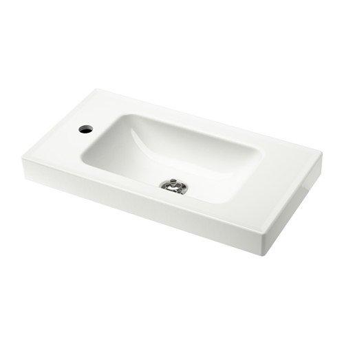 New Ikea Sink, white 23 5/8
