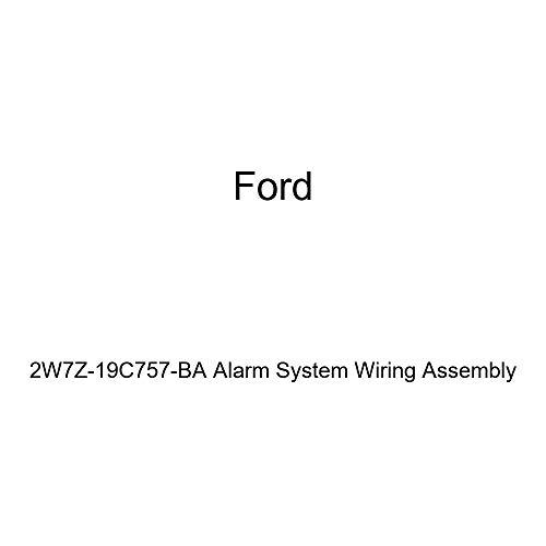 Original Ford 2W7Z-19C757-BA Alarmanlage Verkabelung