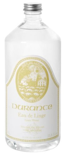 Durance en Provence - Wäschewasser (Eau de Linge) Lindenblüte 1 Liter