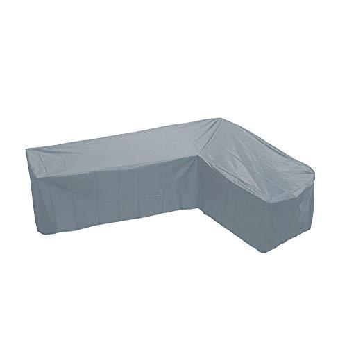 Lem Ensemble de canapé d'angle en forme de V imperméable 210D en tissu Oxford avec sac de rangement