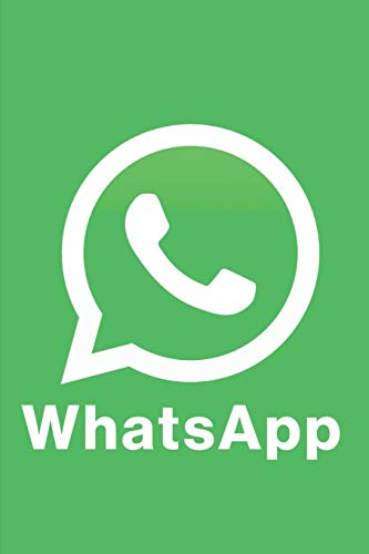 Whatsapp: notebook 120 empty pages with lines