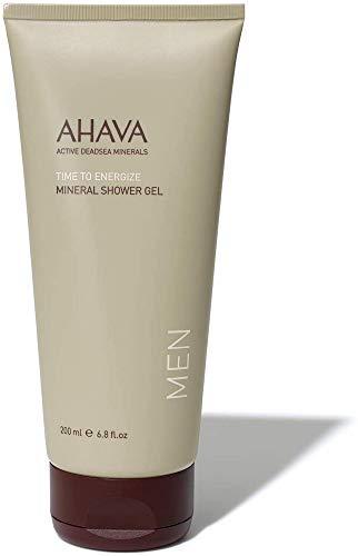 AHAVA Men Mineral Shower Gel, 200 ml