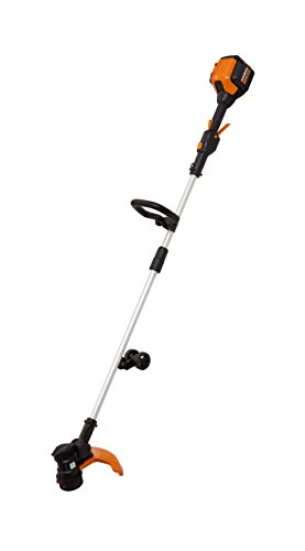 Best Price WORX WG191 56V 13 Cordless String Trimmer & Edger with Quick 90 Min Battery Charger