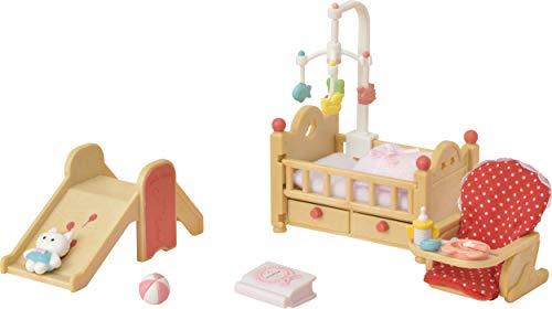 Sylvanian Families - 5288 - Set dormitorio de bebés