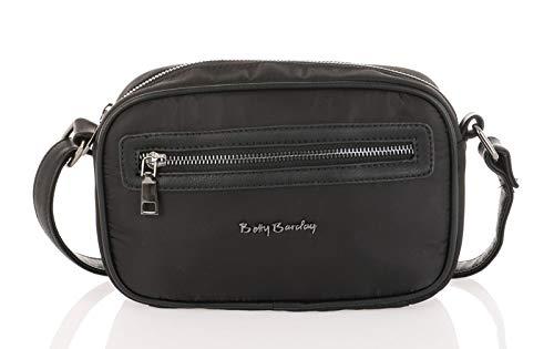 Betty Barclay Zip Bag Black, Schwarz, 23x22x8 cm