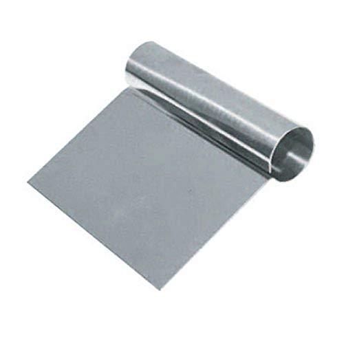 Winware Stainless Steel Dough Scraper...
