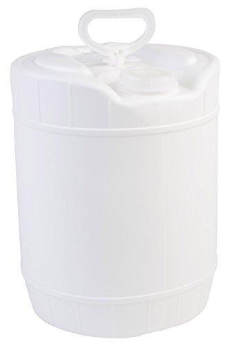 Hudson Exchange 5 Gallon Winpak Handled Container