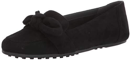 Aerosoles Women's Short Driving Style Loafer, Black, 10.5 M US