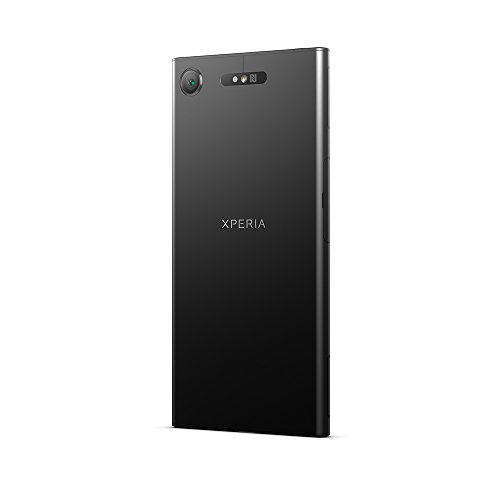 Sony Xperia XZ1 Smartphone débloqué 4G (Ecran: 5, 2 pouces - 64 Go - Nano - Single SIM - Android) Noir