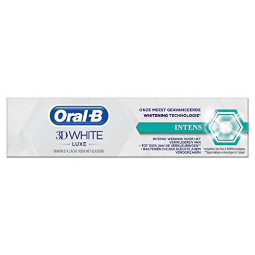 Oral-B - 3D White Luxe Intensive Zahnpasta - 75 ml