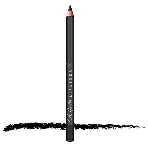 (3 Pack) LA GIRL Lipliner Pencil - Black