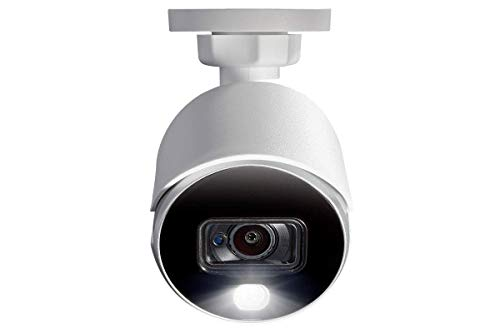 Lorex – Outdoor 1080p Wi-Fi Network Security Camera