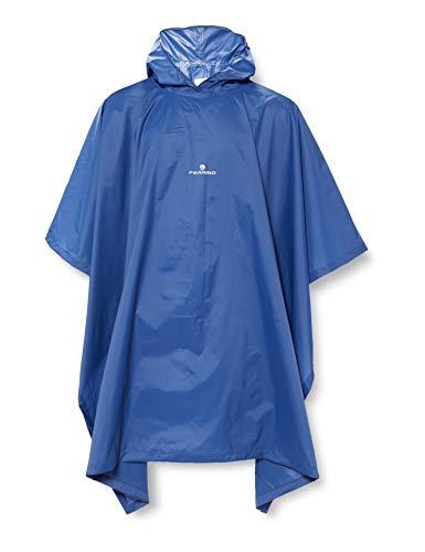 Ferrino, R-Cloak, Mantella, Unisex, Blu, L